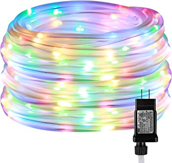 Lighting Ever LE Led Rope Light with Timer