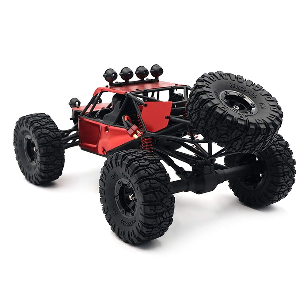 Electric RC Buggy 1/12 Remote Control Car 2.4Ghz 4WD Desert Off-Road Truck 70KM/h High Speed Terrain RC Car Rechargeable Vehicle Rock Crawler for Kids & Adults by DaoAG (Image #4)