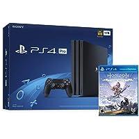 Consola PlayStation 4 PRO de 1TB con juego Horizon Zero Dawn: Complete Edition