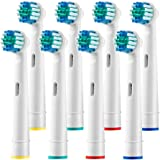 proPHONE Oral-B Compatible Toothbrush Replacement Heads, Pack of 2, 8-Piece