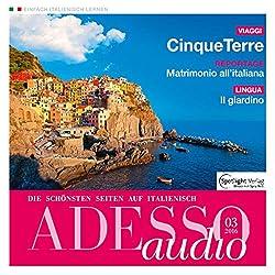 ADESSO audio - Cinque Terre. 03/2016