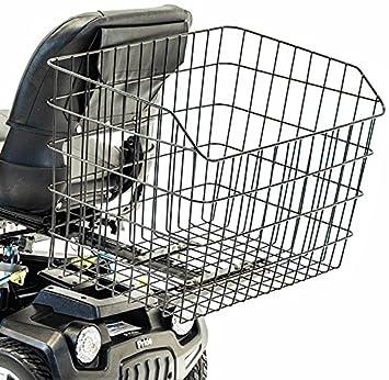 Amazon.com: challenger Movilidad Parte Trasera Cesta Jumbo ...