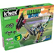 Amazon Lightning Deal 91% claimed: Knex Beasts Alive Bronto Building Set