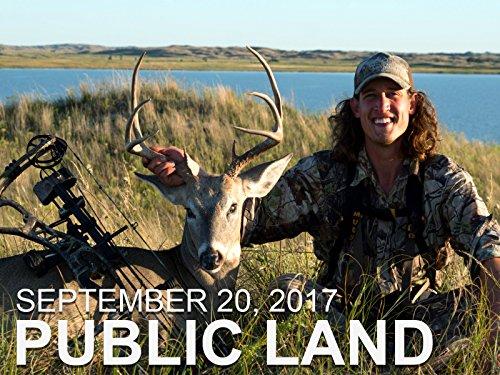 September 20 - Public Land: Nebraska Bowhunt, Bedding Area Bow Kill