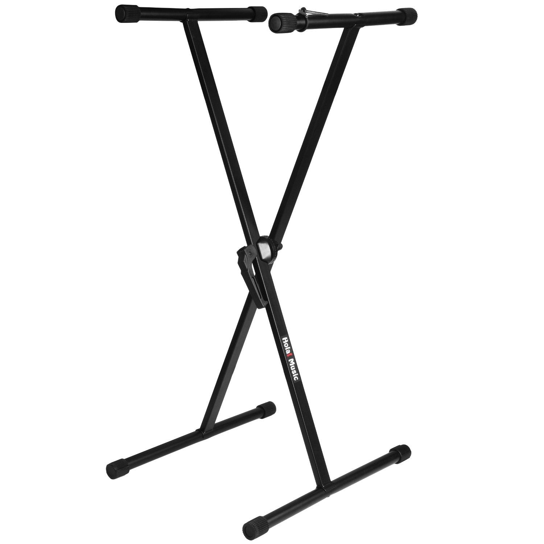 Hola! Music HPS-400B Single X Folding Keyboard Stand