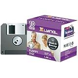 XLYNE 9010000 Floppy Disc 1,44MB 8,9 cm (3,5 Zoll) 10er Pack Disketten