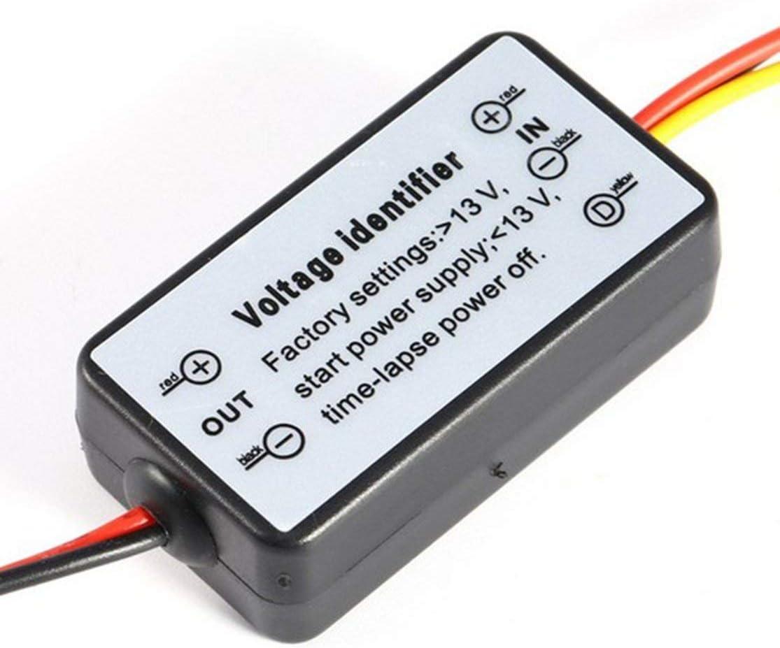 Tagfahrlicht LED-Lichtregler LED-Autolichtverz/ögerungs-Steuerkabelbaum Smart Intelligent Controller Time Delay Cable