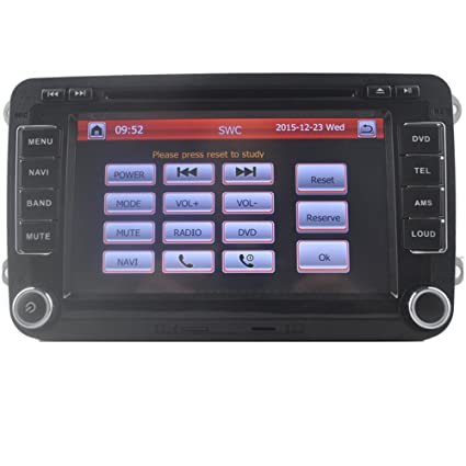 polarlander 2 DIN 7 pulgadas reproductor de DVD del coche Radio ...