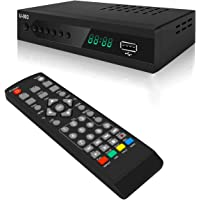 Digital TV Converter Box - UBISHENG U-003 Set Top Box/ TV Box/ ATSC Tuner for Receive Local TV Channel with TV Tuner…