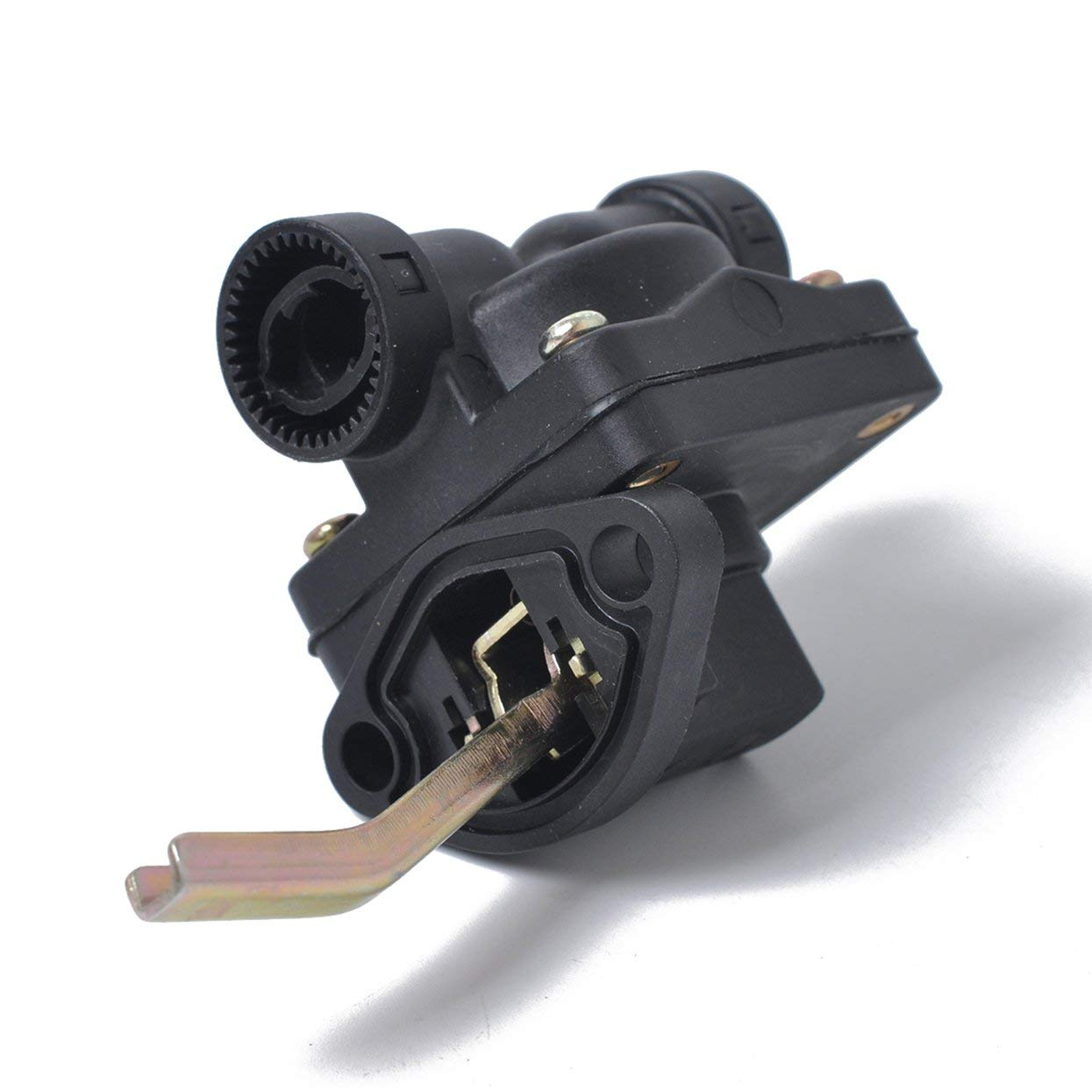 Lamijca Fuel Pump Kit for Kohler 5255903-S KT17 KT19 M18 M20 MV16 MV16 MV18 MV20 Engines Lightweight Vehicle Accessories
