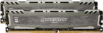 Ballistix Sport LT 16GB PC4-24000 3000MHz 288-Pin DIMM Desktop Memory