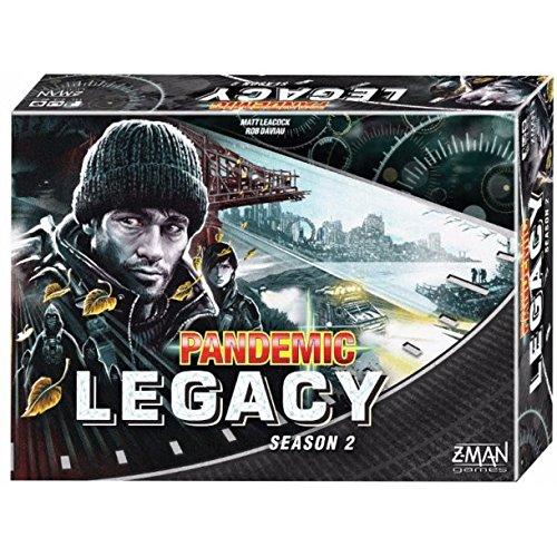 Pandemic: Legacy Season 2 (Black Edition)