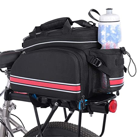 Bolsa de cuadro de bicicleta Al aire libre a prueba de agua ...