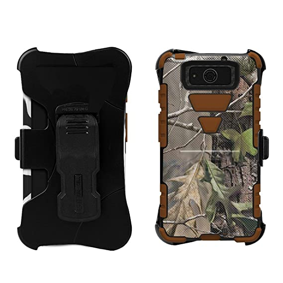 info for f778b 7c663 Motorola Droid Maxx Case, Droid Ultra Case, XT1080 Case, Beyond Cell®Tri  Shield Kombo Dual Protection High Impact Dirtproof Tough Hard+Soft Armor ...