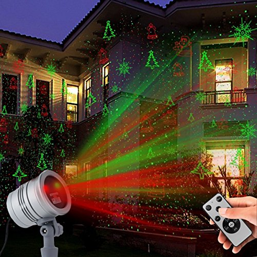 Outdoor Laser Twinkle Lights - 2