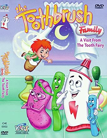 Amazon Com The Toothbrush Family A Visit From The Tooth Fairy Noeline Brown Walter Grkovic Mary Ann Henshaw Tracy Mann Adam Hicks Movies Tv