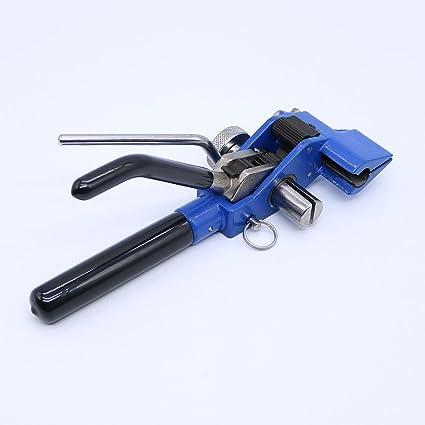 Alicates de acero inoxidable para cortar tensores de tensor