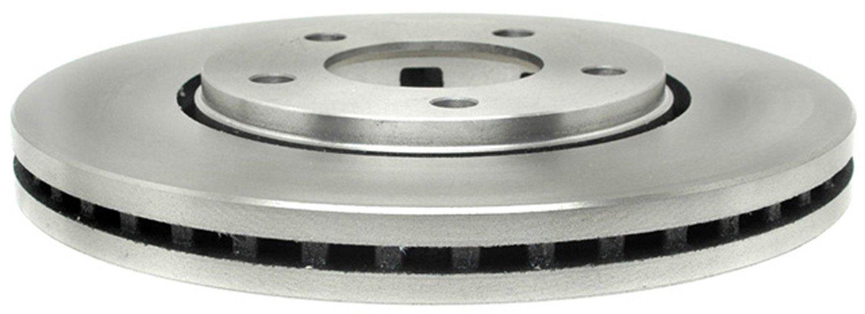 ACDelco 18A1211A Advantage Non-Coated Front Disc Brake Rotor