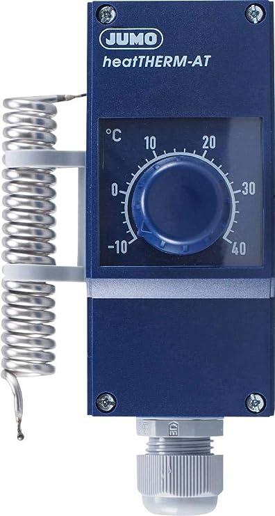 Termostato de ambiente Jumo 60/60003191 -10 hasta 40C termostato ...