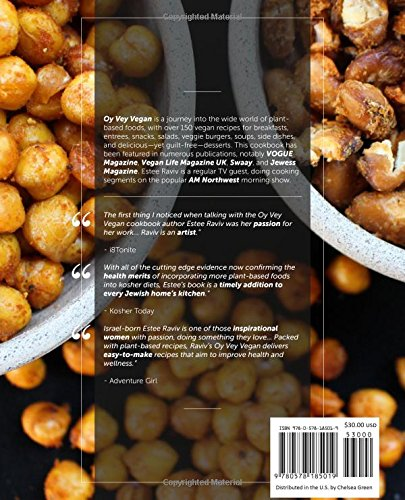 Oy Vey Vegan: Vegan Cuisine with a Mediterranean Flair