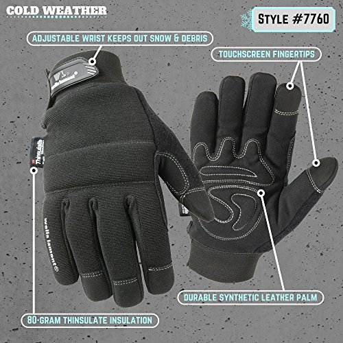 Buy winter construction gloves