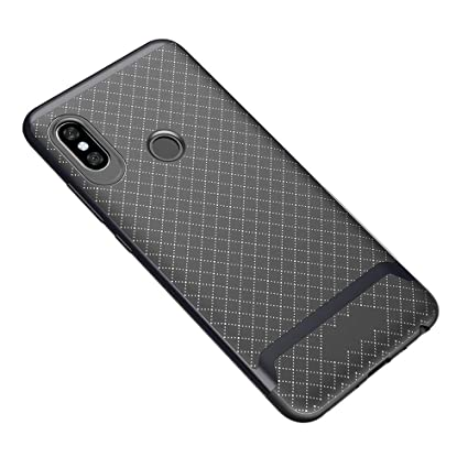 online retailer 92555 cee17 Case U Silicone Case for Redmi Note 5 Pro Anti Knock TPU + PC Frame Full  Protection Redmi Note 5 Pro