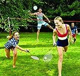 Franklin Sports 2 Player Badminton Racquet