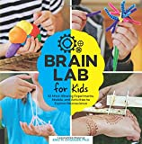 #8: Brain Lab for Kids: 52 Mind-Blowing Experiments, Models, and Activities to Explore Neuroscience (Lab Series)