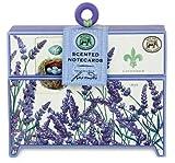 Michel Design Works Lavender Scented Notecards