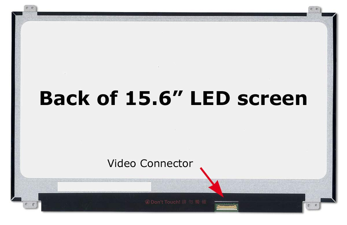 LCD LED Display with Tools Matte IPS FHD 1920x1080 SCREENARAMA New Screen Replacement for ASUS F510UA-AH55