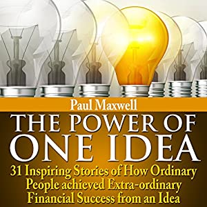 The Power of One Idea Audiobook