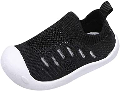 Boys Kids Sports Running Shoes Fashion Athletic Sneaker Casual Soft Sole Shoes
