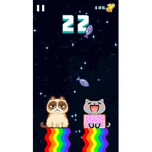 Nom Cat Amazones Appstore Para Android - nyan cat roblox piano