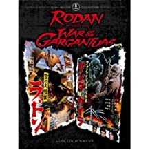 Rodan / War of the Gargantuas