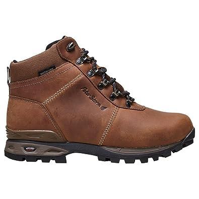 Menâ€s Snowdon Waterproof Walking Boot Brown US11