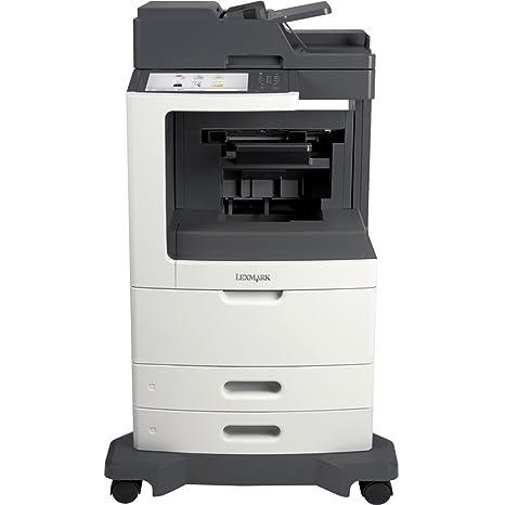 Amazon.com: Lexmark 24tt282 MX812dfe Laser Multifunction ...