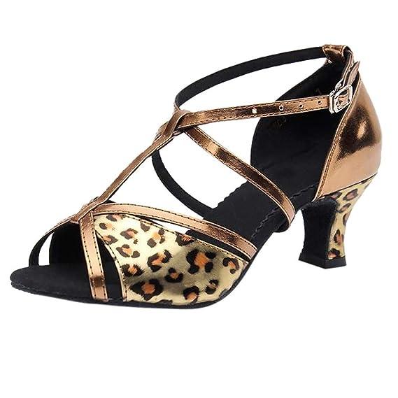 Scarpe Sposa Latina.Alaso Scarpe Da Danza Latina Standard Da Donna E Ragazza Tacco