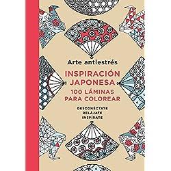 Arte anti estrés: inspiración japonesa