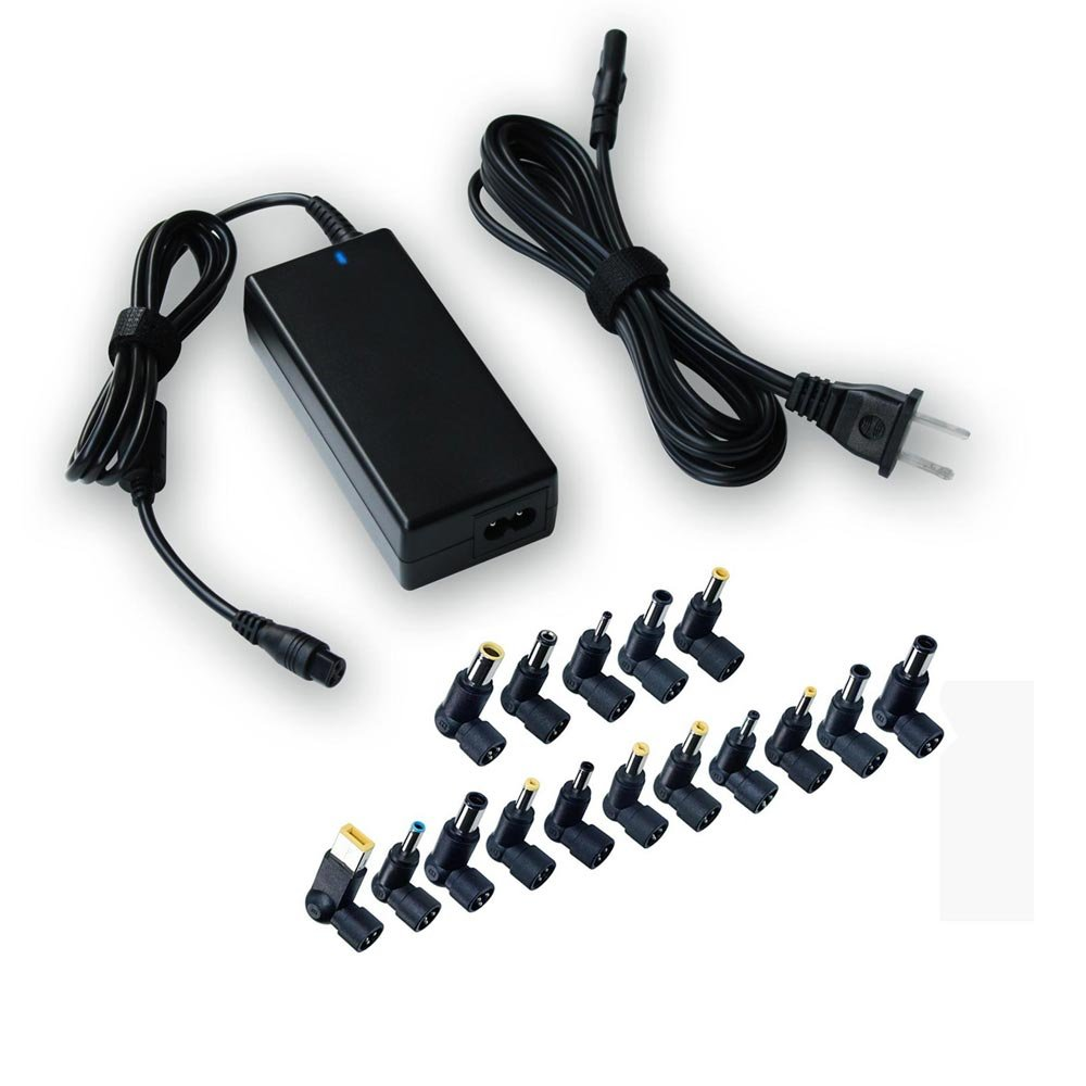 Amazon.com: Belker 65W Universal Laptop AC Adapter Power Charger Hp ...