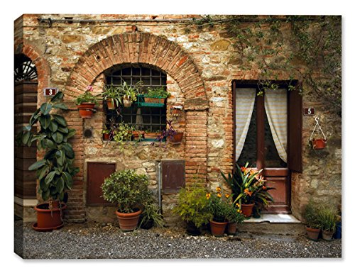 Bella Fine Art Print - Tuscany, Italy-Outdoor Wall Art - Weatherprint - Weatherproof Art for Indoor or Outdoor Canvas (Bella Tuscany Prints)