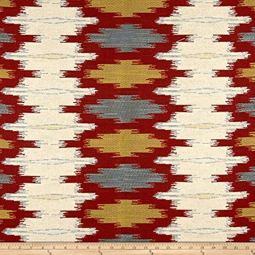 Justina Blakeney Geo Jacquard Fabric by The Yard, Vintage