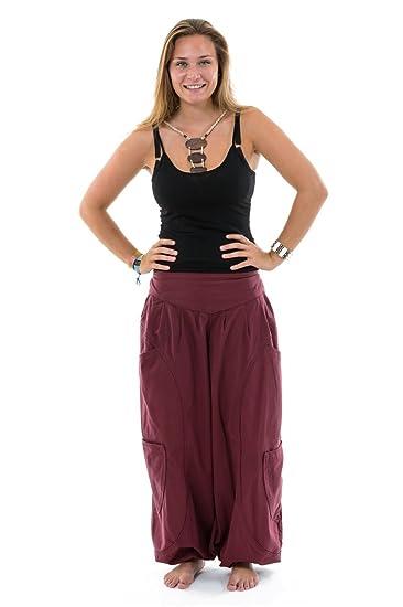 FANTAZIA Pantalon Sarouel Baggy Ethnic Chic Kalaa ,
