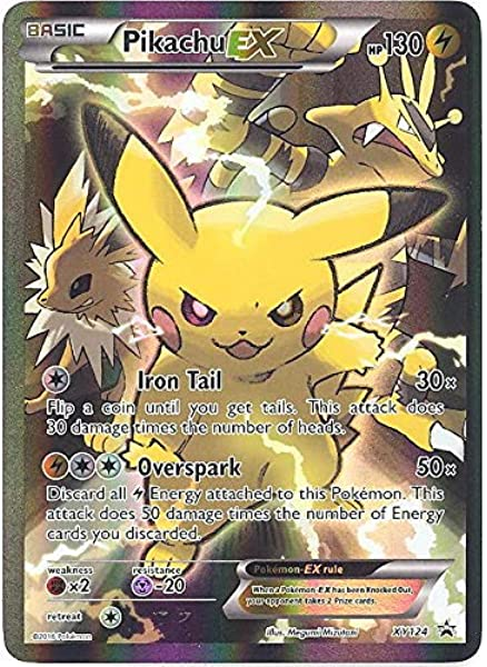 Pokemon Generation Pikachu EX Red and Blue Figure Collection Box SEALED XY124