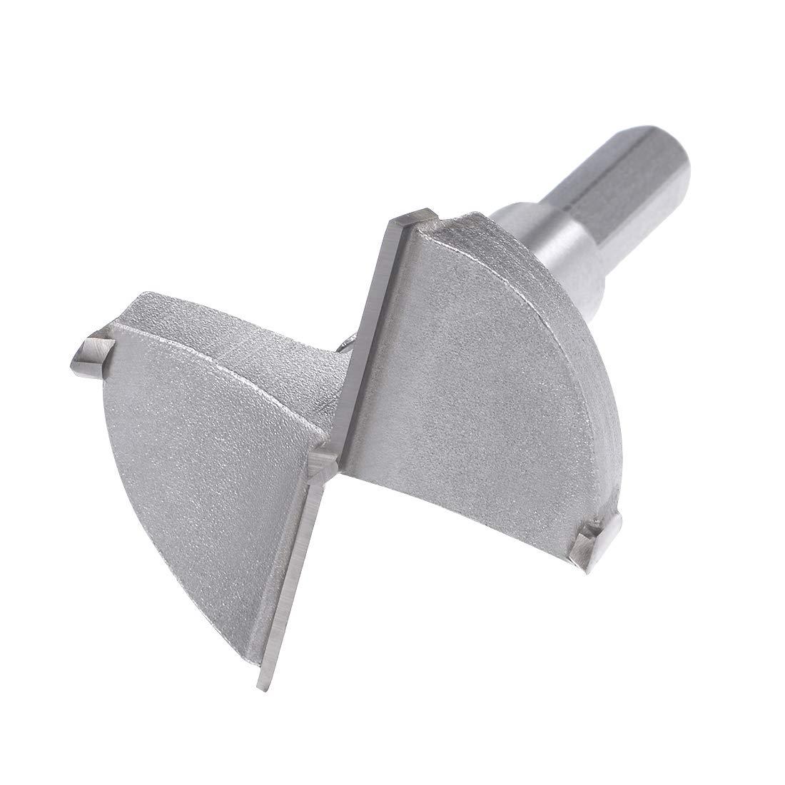 95mm Diameter,12mm Shank uxcell Hinge Boring Forstner Drill Bit
