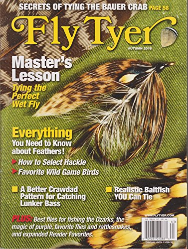 - Fly Tyer Magazine Autumn 2016