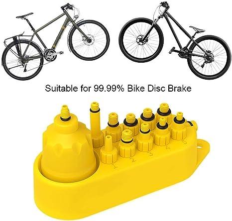 Kit de Frenos de Disco Hidráulico de Bicicleta Profesional ...