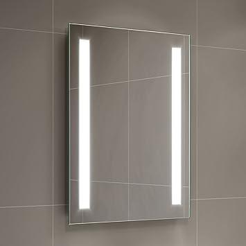 Soak Moderner Led Badspiegel Batteriebetrieben Lichtspiegel Fur