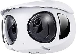 Vivotek MS9390-Hv Câmera panorâmica multisensor 8 MP Dome