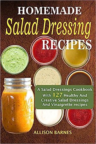 Click to Order Homemade Salad Dressing Recipes
