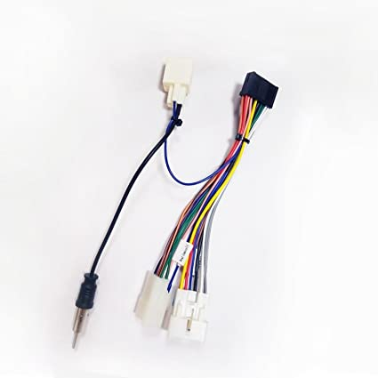 Marvelous Amazon Com Atoto A6Y Vehicle Specific Connection Harness For Wiring 101 Taclepimsautoservicenl